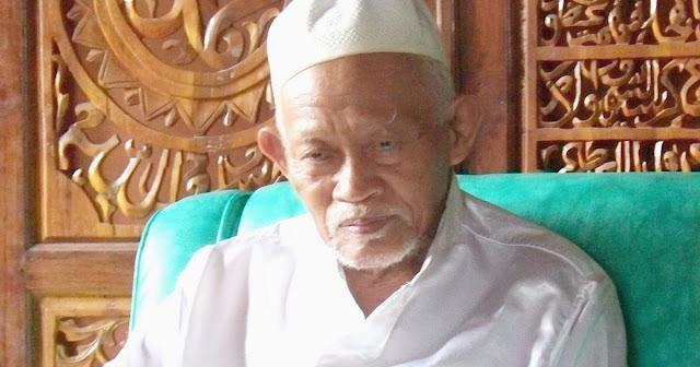 Saat Usia 19 Tahun, Mbah Kyai Salman Popongan Sudah Dibai'at Jadi Mursyid