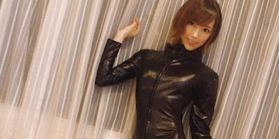Jepang gunakan model wanita cantik untuk menghasilkan listrik.