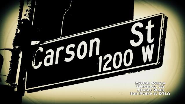 Carson Street, Torrance, California by Mistah Wilson
