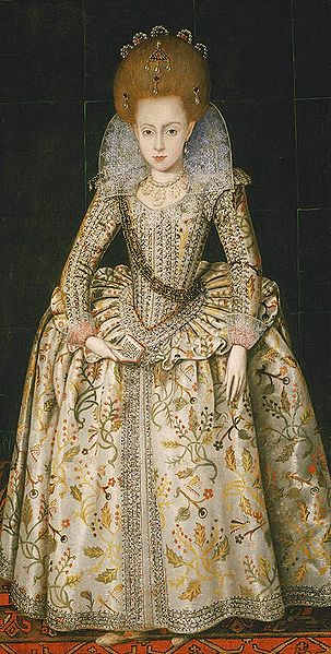 Queen Elizabeth 1 As A Child