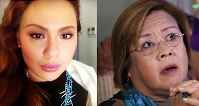 """Writer to De Lima: """"Ang kapal mo, ikaw ang ipapaimbestigahan namin"""""""