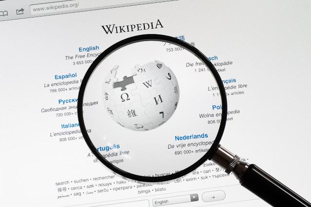 fakta menarik wikipedia