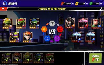 شرح وتحميل لعبة سلاحف النينجا Ninja Turtles للاندرويد والايفون 2020