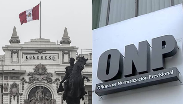 EN VIVO - Congreso debate el retiro del 100% de fondos ONP