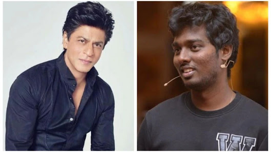 srk-and-atlee