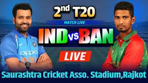 India vs Bangladesh 2nd t20 highlights 2019, Rohit Sharma show