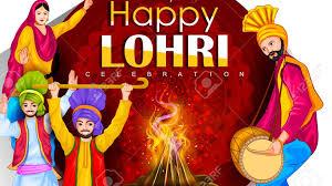 लोहड़ी 2020-लोहड़ी नई दिल्ली, भारत के लिए: लोहड़ी 2020 happy lohri 2020