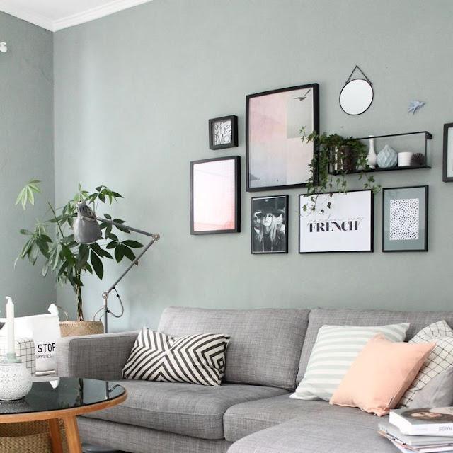 Ide Warna Cat yang Bagus untuk Ruang Tamu Agar Terlihat Cantik