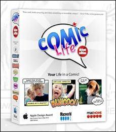 تحميل و تثبيت برنامج لعمل القصص المصورة Comic Life 3.5 في إصداره الاخيرمع التفعيل