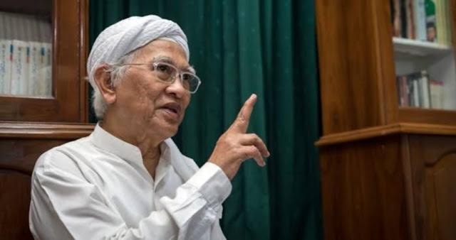 Gus Mus: Jangan Bodoh, Tak Ada Umat Nabi Muhammad Sengaja Hina Nabinya Sendiri