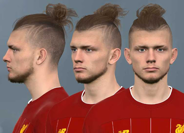 PES 2017 Harvey Elliott Face by WER Facemaker