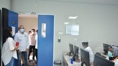 Bupati Tangerang Pastikan tes Calon Kades Tidak ada Kecurangan