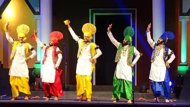 पंजाब के लोक नृत्य   Dances of Punjab
