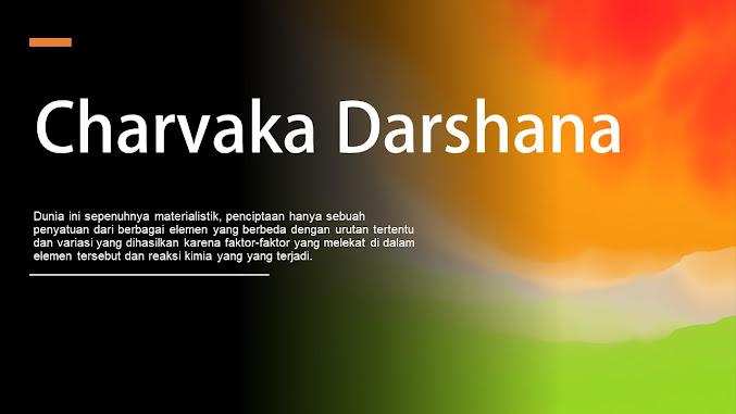 Charvaka Darshana