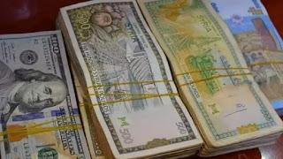 سعر صرف الليرة السورية مقابل العملات والذهب الأربعاء 11/11/2020