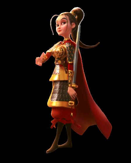 Mulan rise of kingdoms