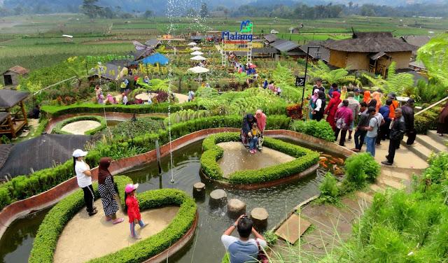 Desa Wisata Pujon Kidul, Malang