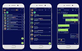 Colorful 4 Theme For YOWhatsApp & Fouad WhatsApp By Leidiane