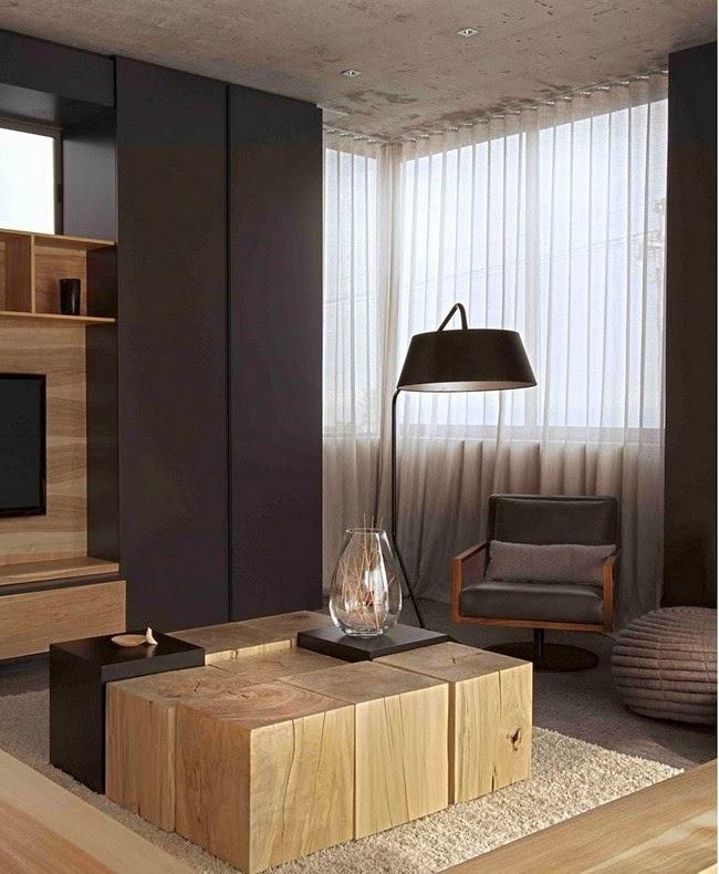 Home Interiors Website: Design-dautore.com: Aupiais House By Site Interior Design