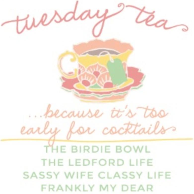 Tuesday Tea {Fishy Fishy)