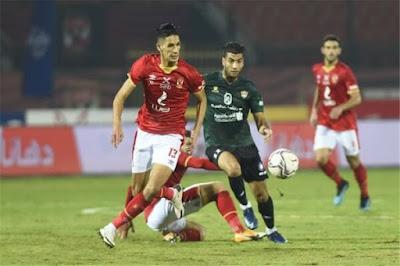 ملخص واهداف مباراة الاهلي وغزل المحلة (3-0) الدوري المصري
