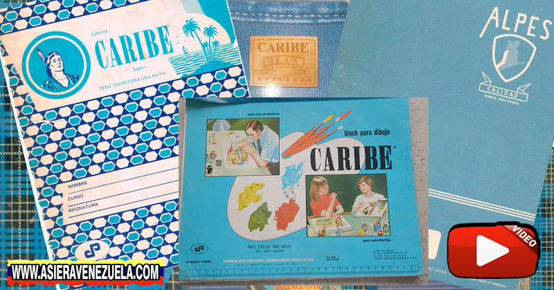 Los Cuadernos Caribe - Alpes - Tésis y todos los demás que usabas cuando era chamo