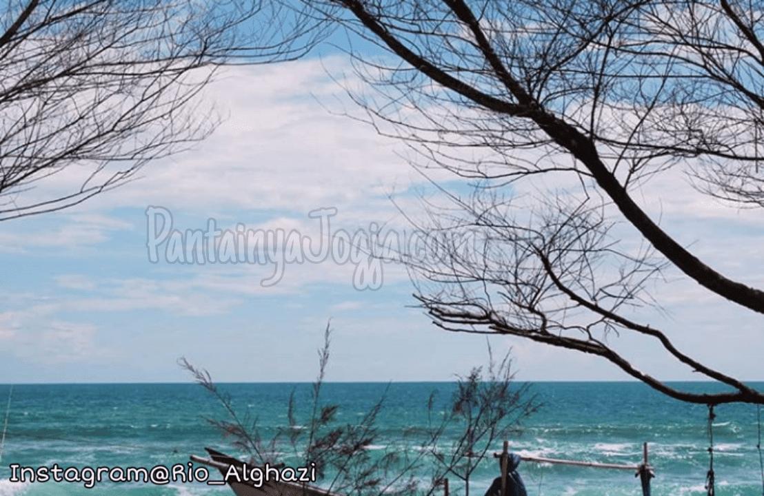 Keindahan Wisata Pantai Bogel Kabupaten Kulon Progo Jogjakarta Pantainyajogja Com