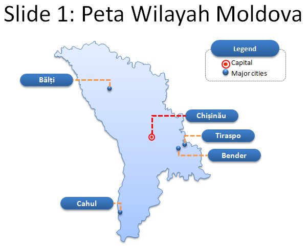 image: Slide 1 ppt peta Moldova