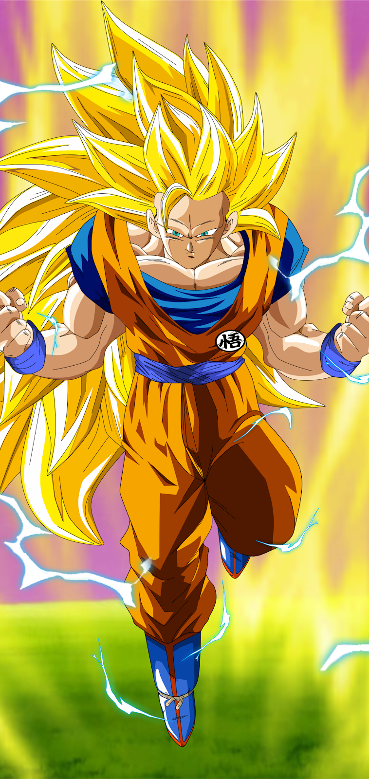 Goku Mobile Wallpaper