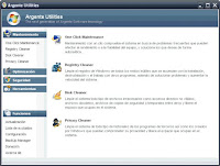 Download Argente, software to clean the registry quickly