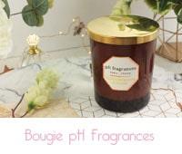 Bougie Néroti & Bergamote de denim pH Fragrances