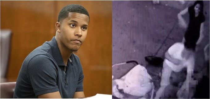 Fiscal pide 10 años para pandillero dominicano que mató a golpes un desamparado en el Alto Manhattan