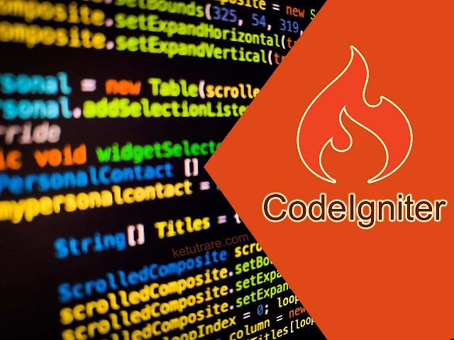 View dan Insert Data di Code Igniter 4 dan Memulai Membuat Web Sederhana (P.2)