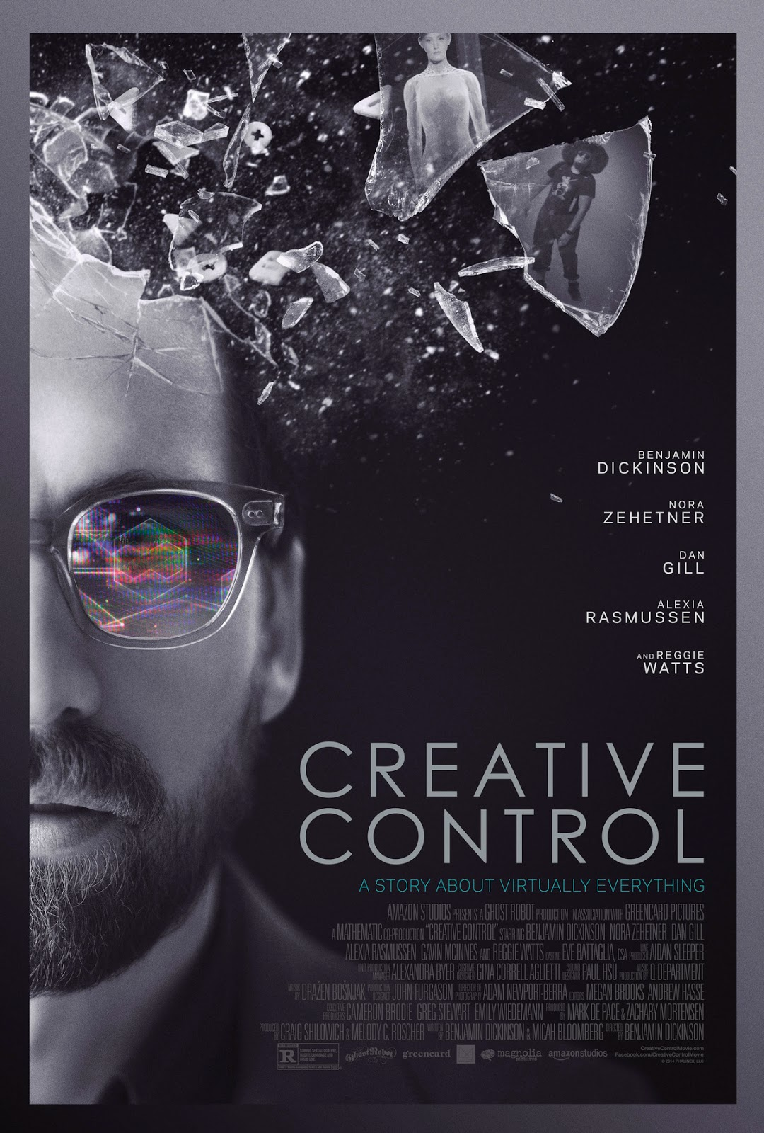 Creative Control (2015) Bluray Subtitle Indonesia