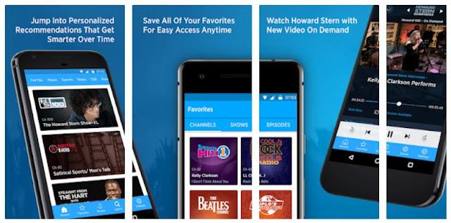 Download & Install SiriusXM Mobile App