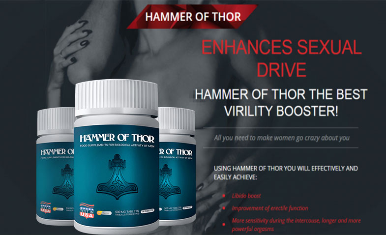 Image result for hammer of thor webtretho