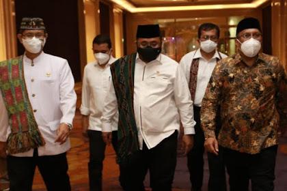 Menag Kutuk Bom Makassar: Tokoh Agama Harus Ajarkan Beragama yang Moderat  Tanpa Kekerasan