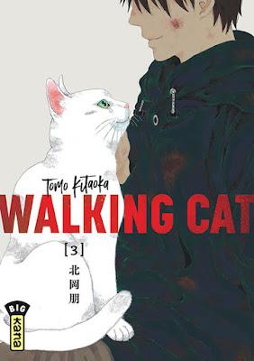 Couverture du manga Walking cat tome 3