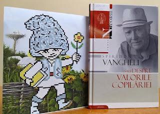 Spiridon Vangheli sau Despre valorile copilăriei