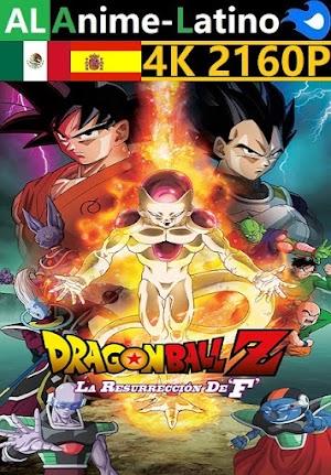 Dragon Ball Z - La resurrección de Freezer [2015] [4K ULTRA HD] [2160P] [Latino] [Castellano] [Japonés] [Mediafire]