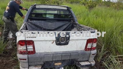 Policiais do Sevic e Unesfron recuperam veículo roubado em Porto Velho