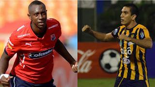 Independiente Medellin vs Sportivo Luqueño en Copa Sudamericana 2016