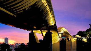 Henderson Waves Bridge Singapore