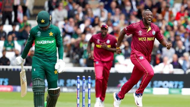 Pakistan vs West Indies | Ist T20I | Full Squads | Schedule