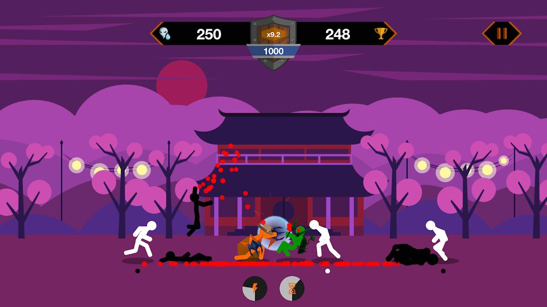 Stick Fight 2 Hileli Apk - Kristal Hileli Apk