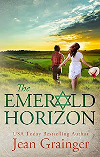 Cover of The Emerald Horizon by Jean Grainger