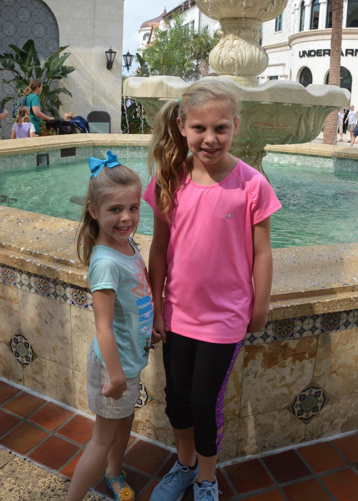 Parker Family Trip 2017: Disney Springs