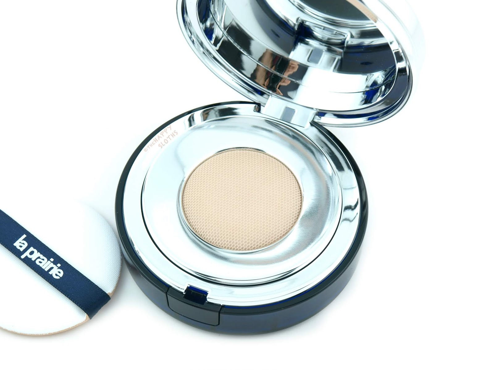 La Prairie | Skin Caviar Essence-In-Foundation SPF 25: Review and Swatches