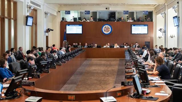 OEA discutirá resolución sobre DDHH en Venezuela este 28Ago