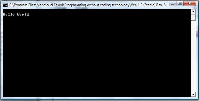 Simple Python Program to Print Hello world